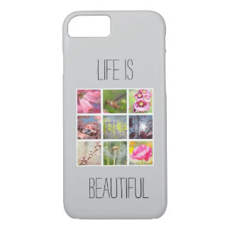 Create Your Own Photo Collage iPhone 7 Case