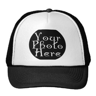 CREATE YOUR OWN PHOTO HAT