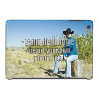 Create Your Own Photo - Horizontal iPad Mini Retina Case