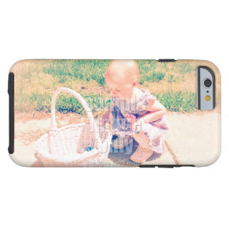Create Your Own Photo - Horizontal Tough iPhone 6 Case