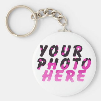 CREATE YOUR OWN PHOTO KEY CHAIN