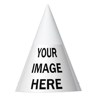 Create Your Own Photo Party Hat