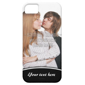 Create Your Own Photo Whtie Edge iPhone5 iPhone 5 Case