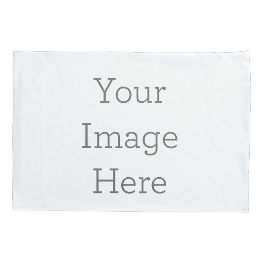 Custom Single Pillowcase, Standard Size