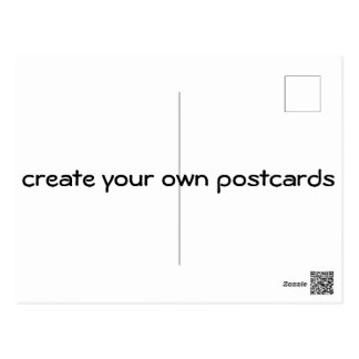 CREATE YOUR OWN POSTCARDS