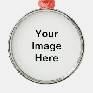Create Your Own Premium Round Ornament