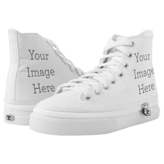Create Your Own Printed Shoes