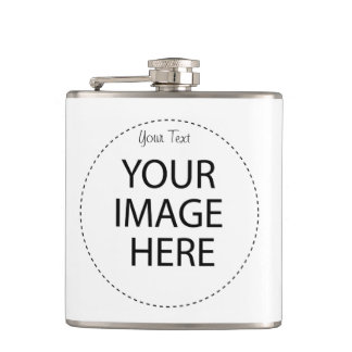 Create your own product with Zazzle Flask