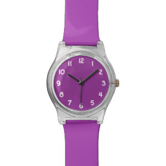 Create Your Own Purple Watch