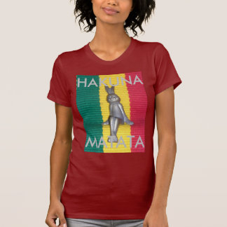 Create Your Own Red Golden Green Rasta Color T-Shirt