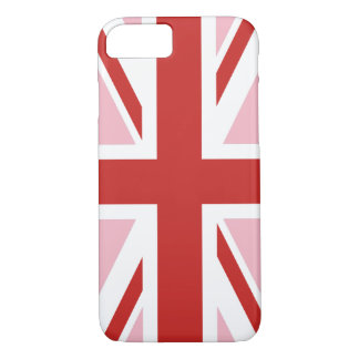 Create Your Own Red Union Jack iPhone 8/7 Case