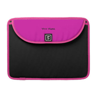Create Your Own Rickshaw Flap Sleeve Sleeve For MacBook Pro