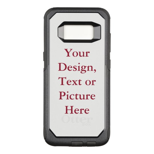 Create Your Own Samsung Galaxy S8 Case