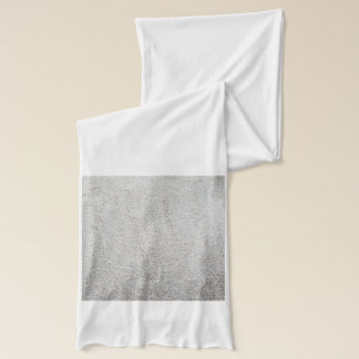 Create your own | Sand texture photo Scarf