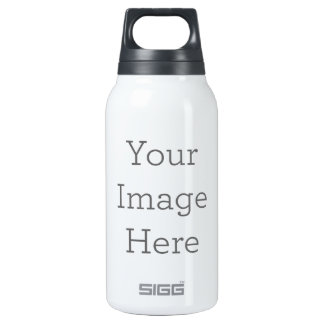 Create Your Own 10 Oz Insulated SIGG Thermos Water Bottle