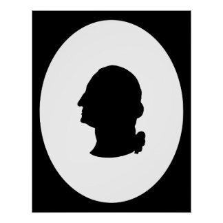 Create Your Own Silhouette Poster