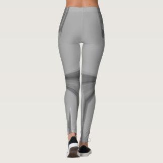 Create Your Own Silver Back cute pretty Leggings