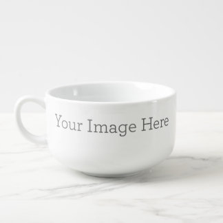 Create Your Own Soup Mug