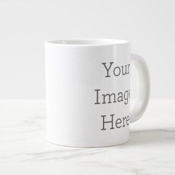 Create Your Own Specialty Mug Extra Large Mug at Zazzle