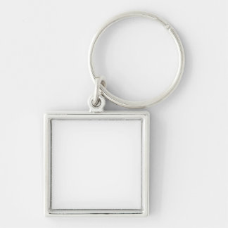 Create Your Own Square Keychain