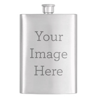 Create Your Own Stainless Steel Flask
