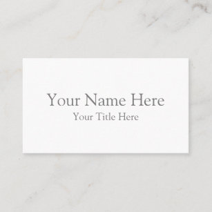 Business cards zazzle uk create your own standard business card reheart Image collections
