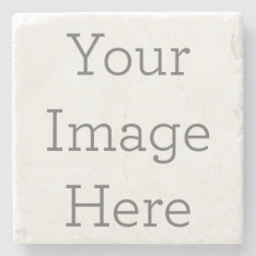 Create Your Own Stone Coaster at Zazzle