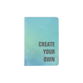 Create your own passport holders covers for Make your own passport template