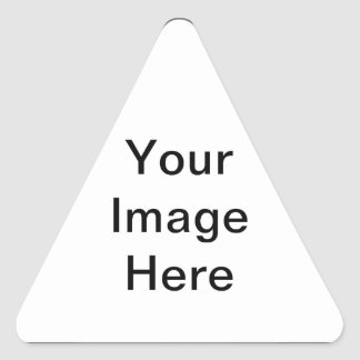 Create Your Own Valentine s Day Cute Gift Triangle Sticker