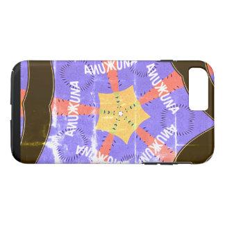 Create Your Own Vintage Hakuna Matata Blue iPhone 8 Plus/7 Plus Case