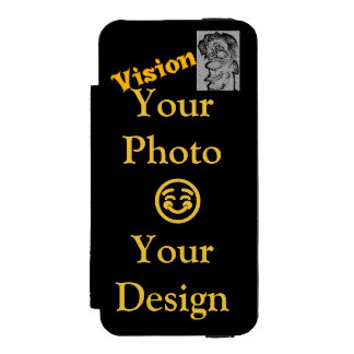 Create Your Own Vision Design Incipio Watson™ iPhone 5 Wallet Case