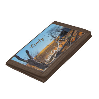 Create your own wallet - Australian outback