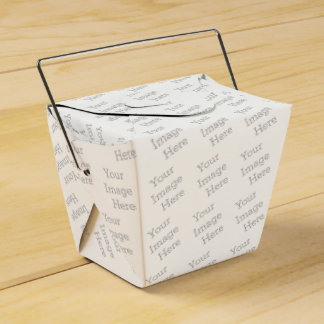 Create Your Own Wedding Favour Box