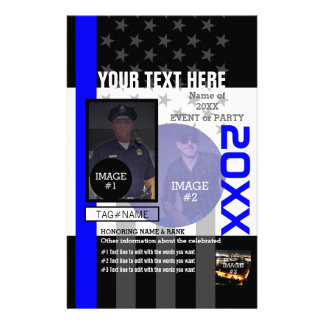 Create Your Own with 3 images and 9 lines of text Flyer