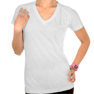 Create Your Own Women s Sport-Tek Active V-Neck Shirts