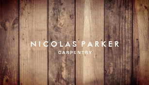 Wooden business cards business card printing zazzle uk create your own wooden floor 3 business card reheart Choice Image