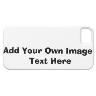 Create Your Own  Zazzle iPhone 5 Cases