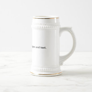 Create Your Very Own Beer Stein