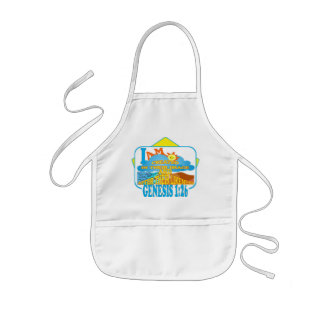 Created In Their Image© Kids Apron