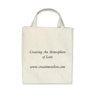 Creating An Atmosphere of Lovewww createmorelov Canvas Bag