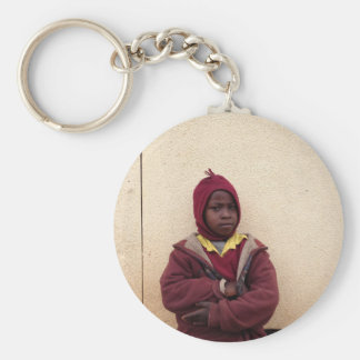 Creating Master Teachers: Abraham Maasai Student Keychains