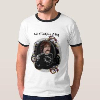 Creation Blackfoot Chief T Shirts
