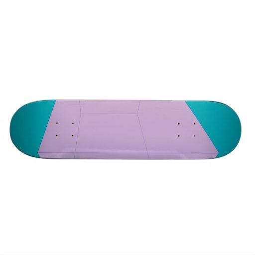 Creation Blue Green Skate Boards
