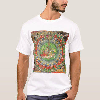 Creation of Adam and Eve T-Shirt