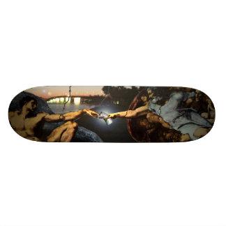 creation of graffiti 20 cm skateboard deck