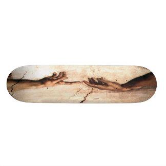 Creation Of Radam Custom Skateboard