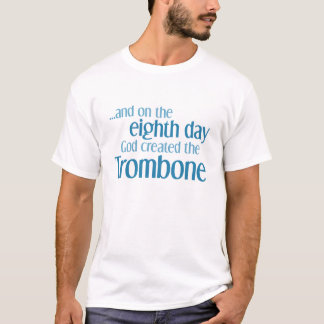 Creation of the Trombone T-Shirt