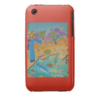 Creation: The Fifth Day Case-Mate iPhone 3 Cases