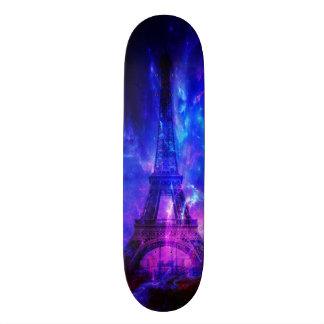 Creation's Heaven Paris Amethyst Dreams Skate Board Deck