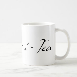 Creativ - I - Tea, Mug